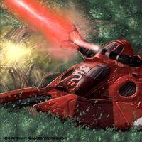 Saim-Hann Fire Prism grav-tank