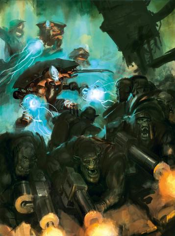 File:Warp Spinders flank Orks.png