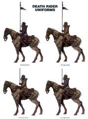 Krieg Death Rider Uniforms