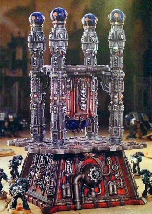 Void Shield | Warhammer 40k | FANDOM powered by Wikia