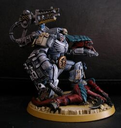 Chapter Master Protonus