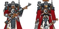 Skitarii Vanguard