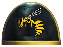 Yellow Jackets Shoulder Pad