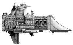 Turbulent-class Heavy Frigate