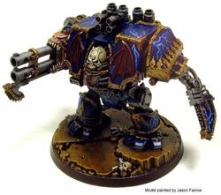 Night Lords Dreadnought