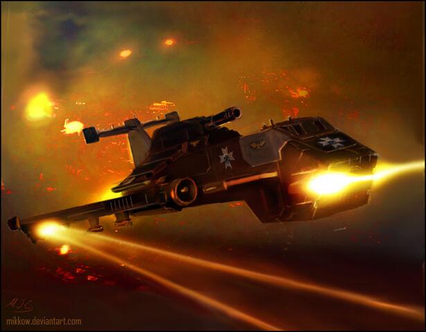 File:Warhammer BT Thunderhawk by mikkow.jpg