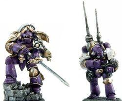 Legion Champ & Master of Sig