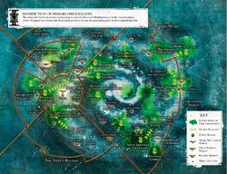 Ork Enclaves Map