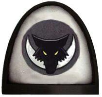 Luna Wolves Shoulder Pad