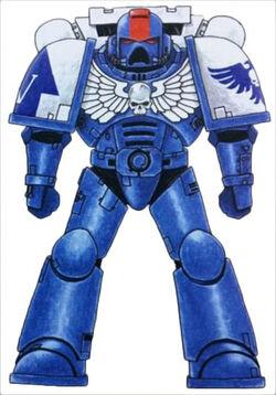 Imperial Hawks Astartes