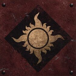 Serrated Suns Icon