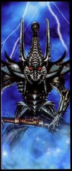 Arhra - Father of Scorpions