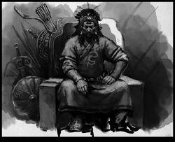 Attilan Warlord