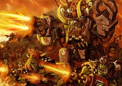Orks attack3