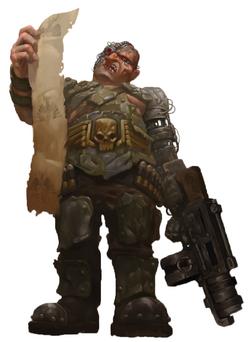 Ogryn Bone'ead