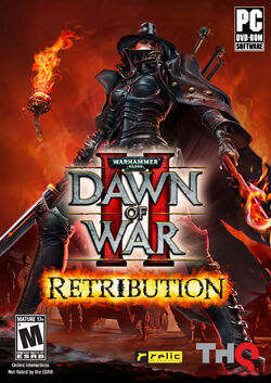 Dawn of war Retribution Cover