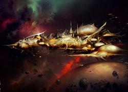 Eldar Craftworld