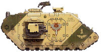 DA Land Raider Prometheus