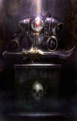 Xanthite Malleus Inquisitor