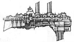 Iconoclast Class Destroyer