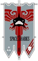 Space Sharks banner2 by 40 Kun