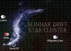 Slinnar Drift Star Cluster