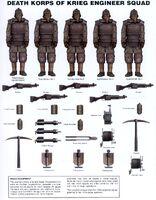 Krieg Engineer Squad