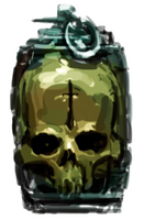 Psyk-Out Grenade