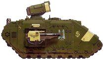 DA MKV Land Raider Helios