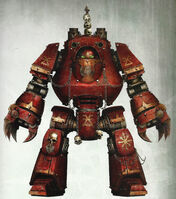 Dharkalon Relic Contemptor Dred