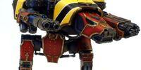 Warhound-class Titan