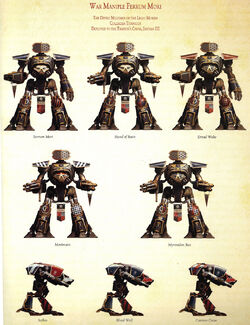 War Maniple Ferrum Mori