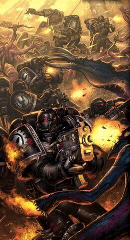 File:Iron Hands vs. Chaos.jpg