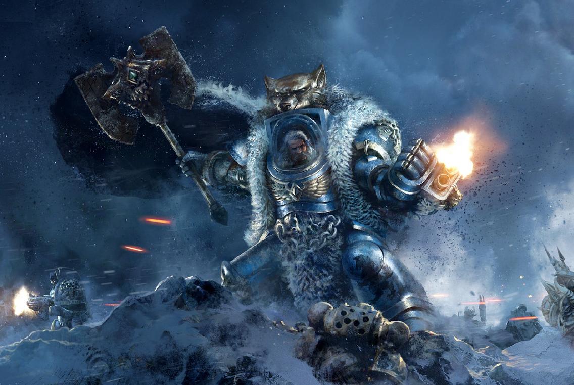 War of the wolf warhammer 40k fandom powered by wikia