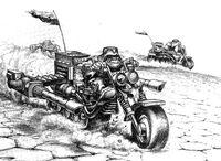 Ork Bikeboys