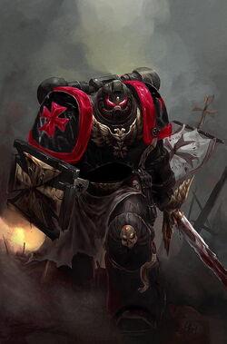 The Black Templar Sword Brethren