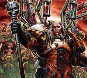 Fabius Bile The Clone Lord