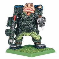 Ogryn Nork Deddog 2 (Old Miniature)