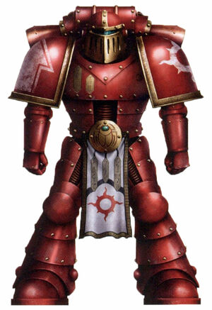 TS Legionary Mark II