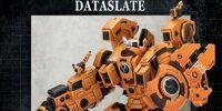Dataslate: Tau Firebase Support Cadre