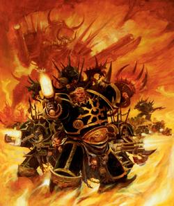 Black Legionnaires New Legion