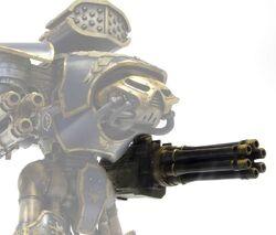 Gatling Blaster - Reaver