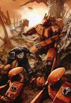 Battlesuitfirewarrior