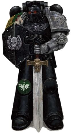 DA Deathwatch Champion