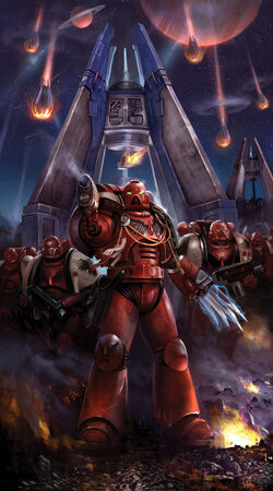 Blood Ravens Honour the Chapter bradbury