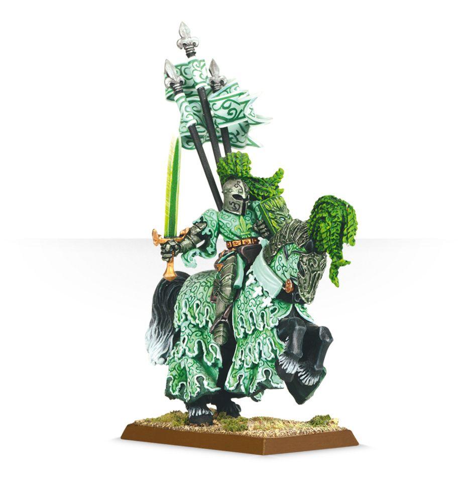 the eco-friendly knight