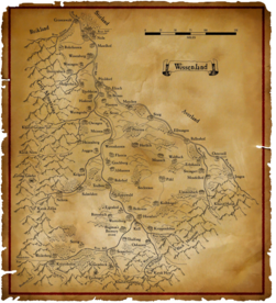 Wissenland Map