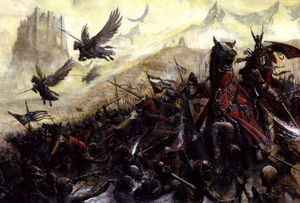 Warhammer Bretonnia Art