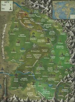 Warhammer Wood Elves kingdoms