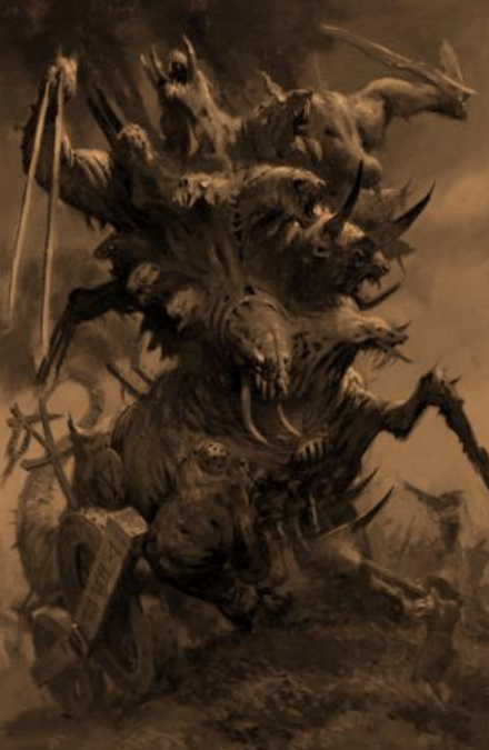 Hell-Pit Abomination | Warhammer - 630.3KB